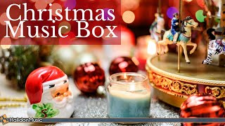 Christmas Music Box ♫ Relaxing Christmas Music
