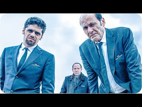 GRAND FROID Bande Annonce (2017)