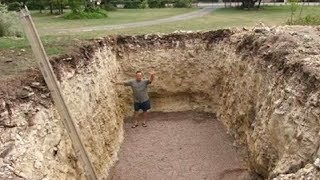 When He Dug This Hole His Neighbors Thought He Was Crazy Now They're Jealous