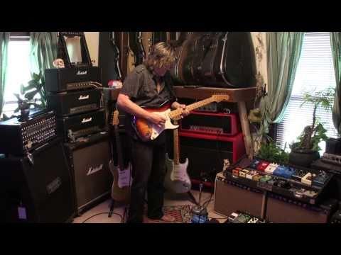 Tone Television_CBC PS70/Fender Relic Stratocaster/ Fulltone PlimSoul/Timefactor/Alex's Attenuator