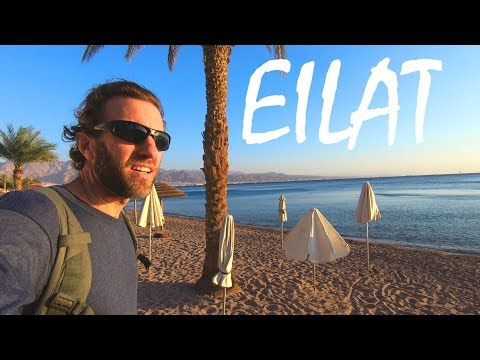 A Tour of Eilat, Israel on the Red Sea: Is It Worth Visiting?