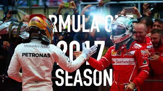 ᴴᴰ  F1 2017 Season Review   King Lewis Back On His Throne