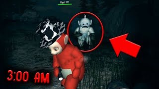 Do NOT Play Slendytubbies MULTIPLAYER At 3:00 AM... (SCARY) - Slendytubbies 3 Co-op