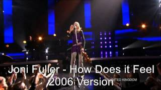 Joni Fuller - How Does it Feel 2006 version