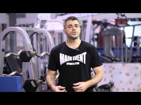 Mięśnie nie mają czasu, aby odzyskać po treningu