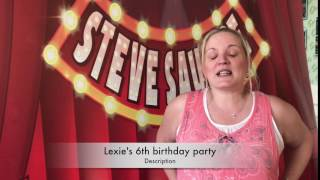 Lexie's 6th birthday party