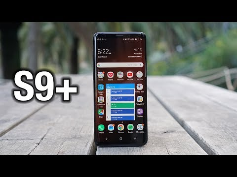 Samsung Galaxy S9+ Review: Plus finally means something