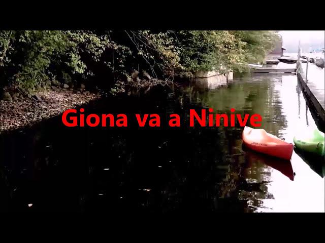 Wymowa wideo od Ninive na Włoski