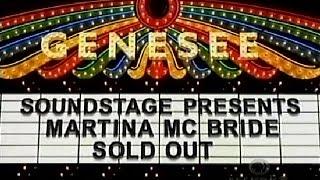 Martina McBride - Live '05 Soundstage Concert