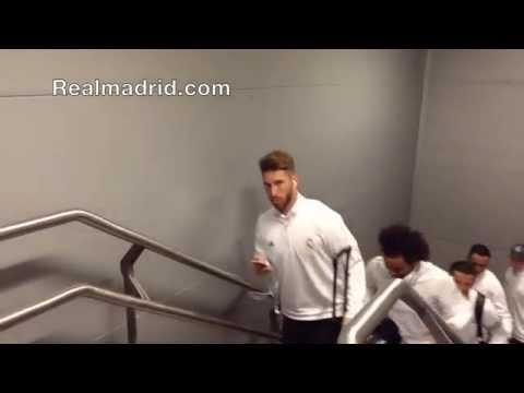 BEHIND THE SCENES: El viaje a Barcelona desde dentro