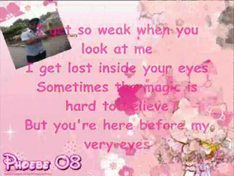 no ordinary love lyrics-mymp.