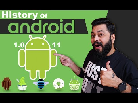 The History Of Android ⚡⚡⚡ 15+ Things You Didn't Know About Android🤯