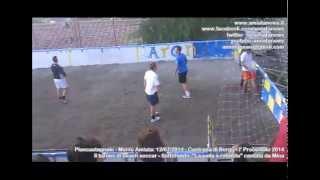 preview picture of video 'Amiatanews (Marco Conti): Piancastagnaio Contrada Borgo - Festa I' Procenello'