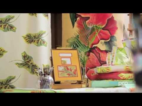 Tain's Studio and Fabric Video