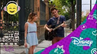 Violetta: Videoclip - 'Abrázame y verás' | Disney Channel Oficial