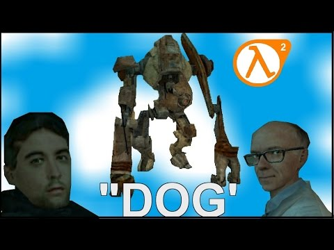 Funny GMOD Half-Life 2 Glitch - игровое видео смотреть