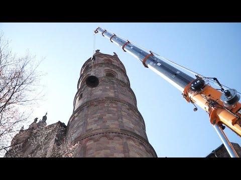 Neue Glocken im Wormser Dom