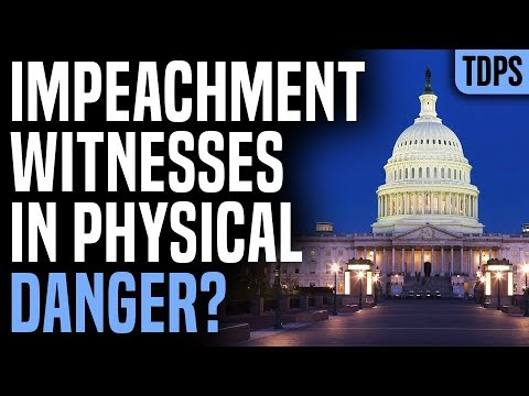 Army Prepared to Move Impeachment Witness to Secure Location