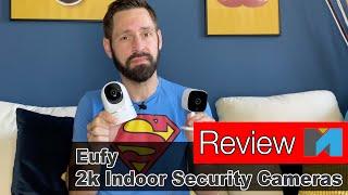 Review Eufy 2k indoor security cameras: Kleiner Preis, große Leistung?