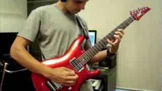 Redshift Riders - Joe Satriani | Cover Version