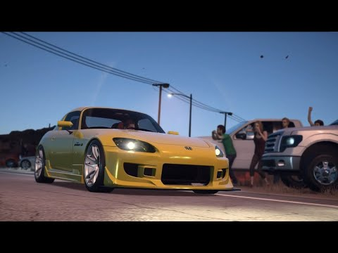 Need for Speed: Payback в 2K - PART 6
