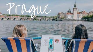 PRAGUE: Backpacking Europe Stop #1