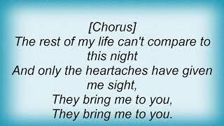 Joshua Radin - They Bring Me To You Lyrics