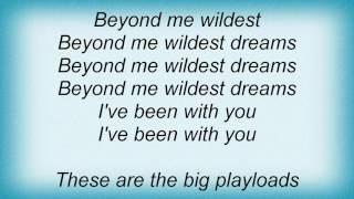 Emmylou Harris - Beyond My Wildest Dreams Lyrics