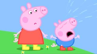 Свинка Пеппа все серии подряд Эпизод #31 Мультики для детей Мультфильм Peppa Pig HD