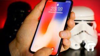 IPhone X, Nouveaux Gestes Et Astuces
