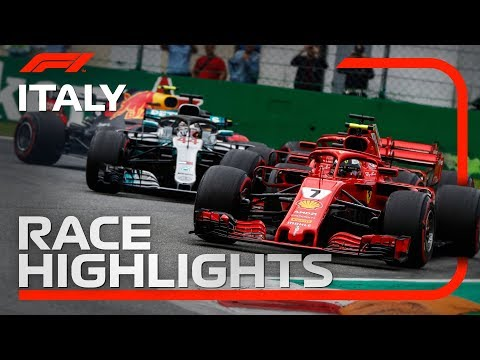 2018 Italian Grand Prix: Race Highlights