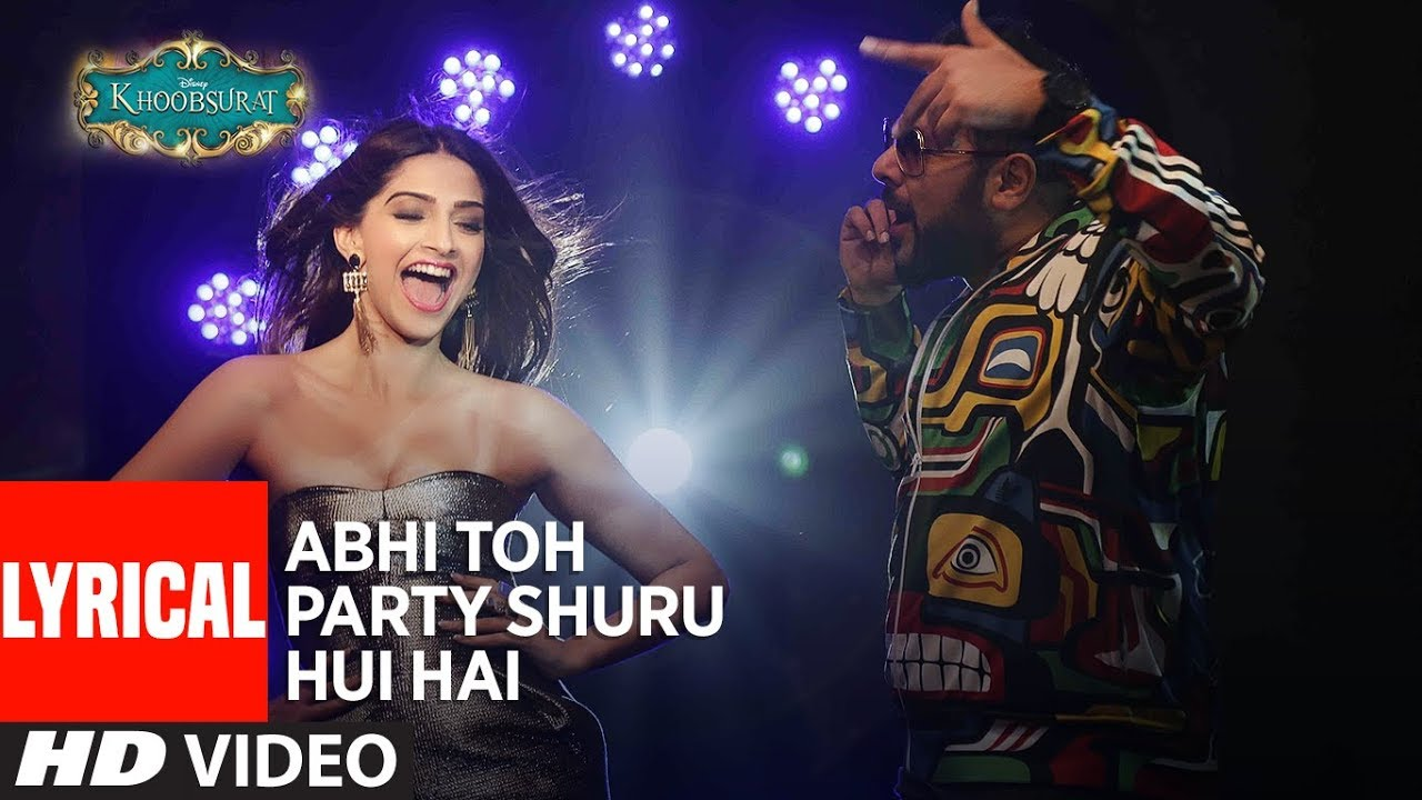 Abhi To Party Shuru Hui Hai Lyrics| Badshah, Aastha Gill Lyrics