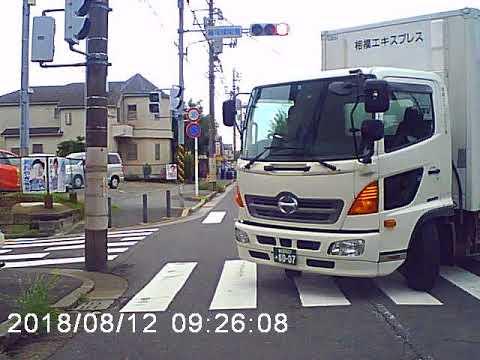自動速度違反取締装置 動画 | 自動車用語動画 一覧表示