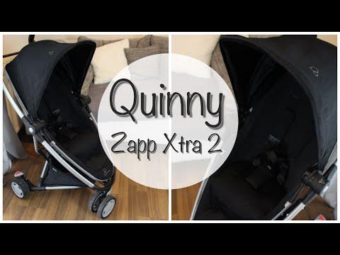 quinny zapp xtra 2 ab 208 88 g nstig im preisvergleich kaufen. Black Bedroom Furniture Sets. Home Design Ideas