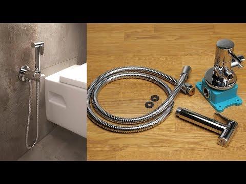 Гигиенический душ скрытого монтажа  youtube