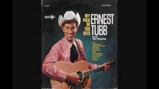 Ernest Tubb ~ When Two Worlds Collide