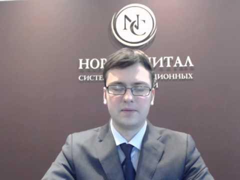 Сергей Алин в программе «Вести: Экономика» 22.01.2013