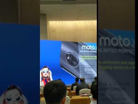 Moto X 2017 sarà impermeabile: la conferma da un video presentazione