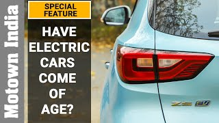 Have electric cars come of age in India? | SPECIAL FEATURE | Motown India