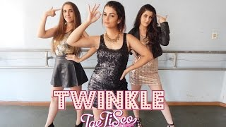 GIRLS' GENERATION-TTS - TWINKLE Dance cover