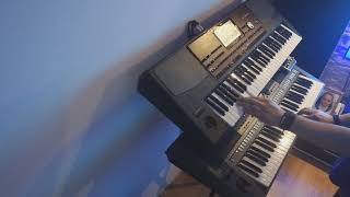 Mike Mareen - Love spy cover Korg PA 700