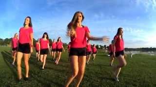 Choc Quib town- De donde vengo yo choreography by Diana Garanca