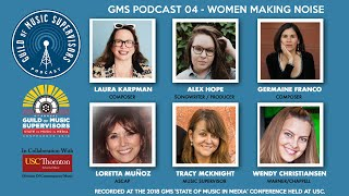 GMS Podcast 04: Women Making Noise