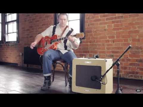 PEAVEY Delta Blues 115 Tweed II Kytarové lampové kombo