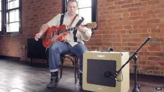 Darrel Higham - Peavey Delta Blues Full Performance