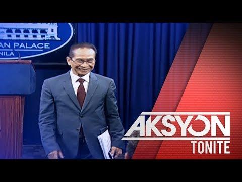 [News5]  Palasyo, di sang-ayon sa panawagang mandatory drug testing sa mga kakandidato sa 2019 elections