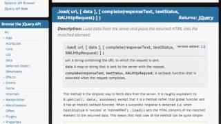 jQuery :: Simple AJAX Calls