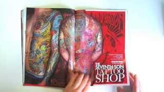Tattoo Life 75 2012 - 1080p - Seventh Son Tattoo - Horiyoshi III