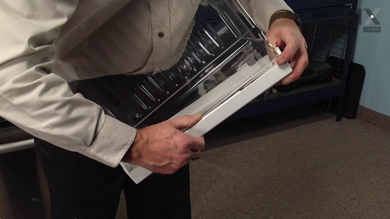 Replacing your Crisper Drawer