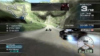 Ridge Racer 7 Online Battle 30/04/2017